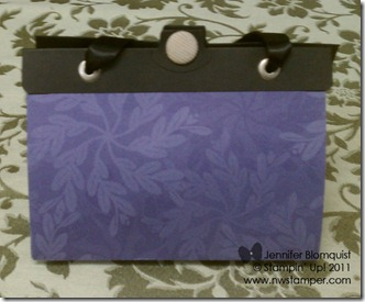 hostess luxury purse front view